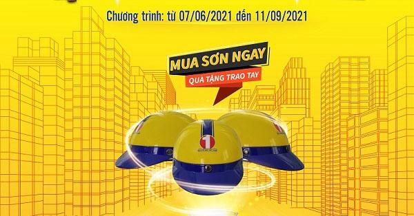 ảnh bìa CTKM tặng nón